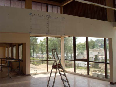 adamys création d'ouvertures renforcement des structures carottage et sciage béton démolition, déconstruction